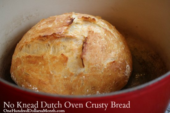 No-Knead-Dutch-Oven-Crusty-Bread