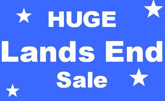 lands end sale