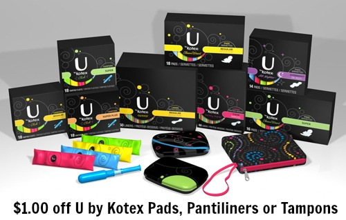 u-by-kotex coupon
