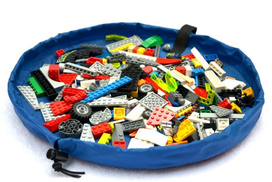 Lay-n-Go Lite Small Activity Mat & Toy Organizer