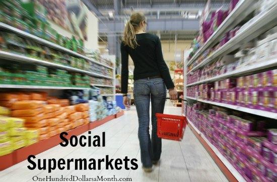 Social Supermarkets