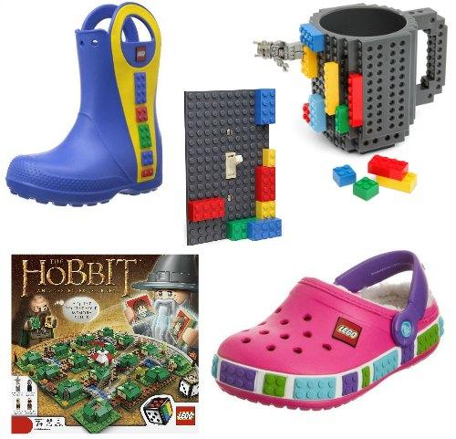 cool lego gifts crocs
