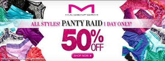 maidenform sale