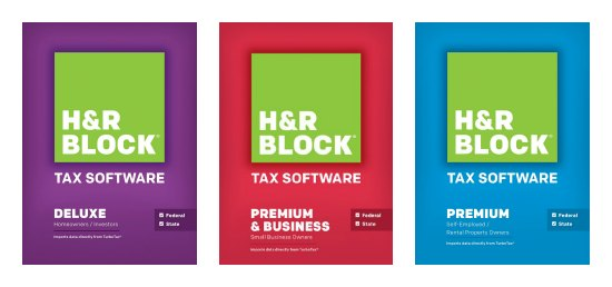 H&R Block software