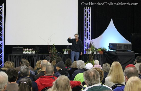 Tacoma Home and Garden Show - Ciscoe Morris