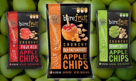 bare fruit apple chips