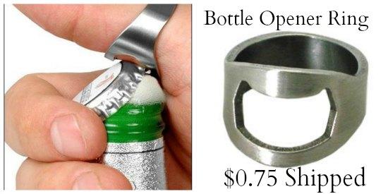 bottle ring opener