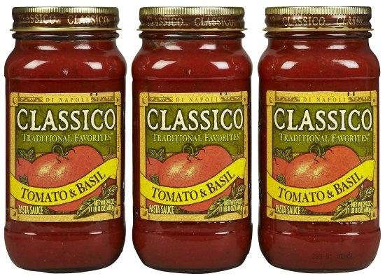 classico pasta sauce coupon