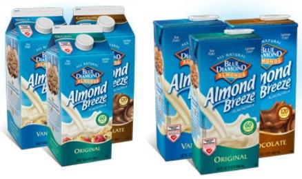 almond breeze milk coupon