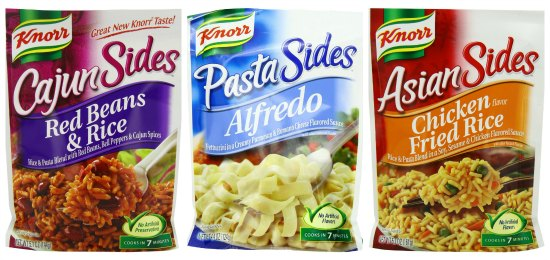 knorr rice pasta sides coupon
