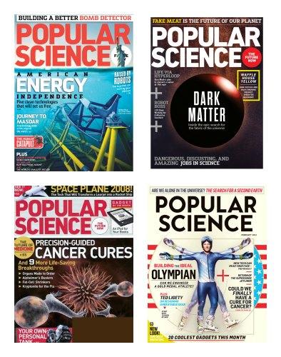 popular science magazine