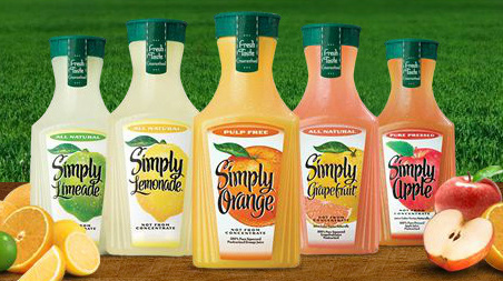 Simply Lemonade or Simply Limeade coupon