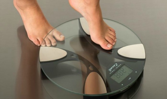 body fat scale