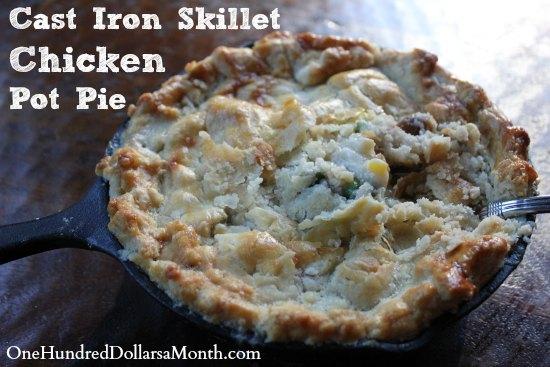 Cast-Iron-Skillet-Chicken-Pot-Pie