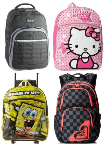 deals on backpacks