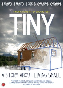 tiny a story about living small