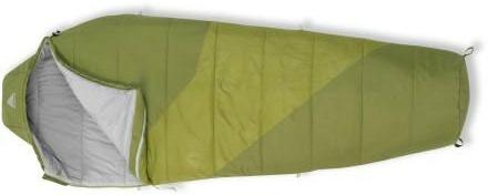 kelty green sleeping bag
