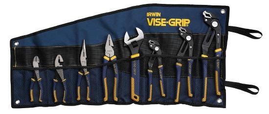 Irwin Vise-Grip 2078712 GrooveLock 8-Piece Plier Set