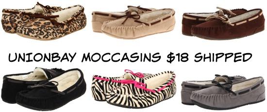 UNIONBAY  Moccasins