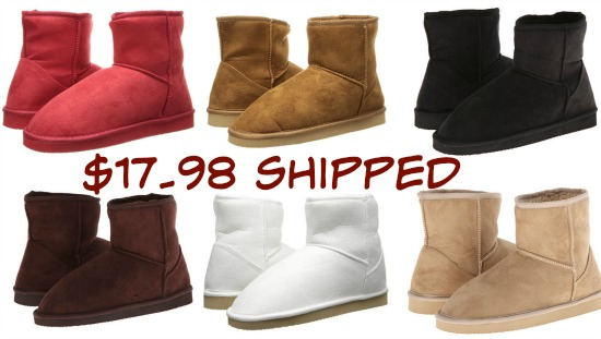 boots that look like uggs