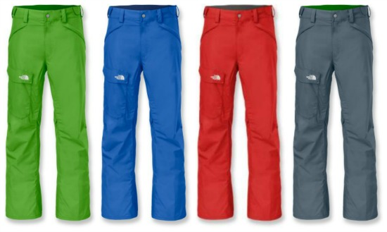 the north face ski pants