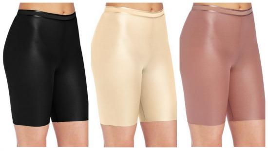 Maidenform Flexees Womens Shapewear Lightweight Thigh Slimmer