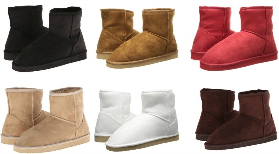 ankle boots like uggs