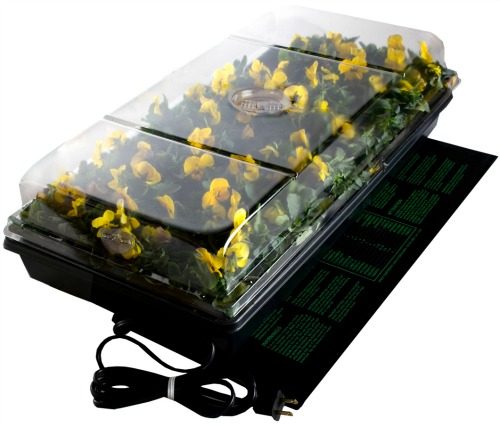 Hydrofarm Germination Station with Heat Mat