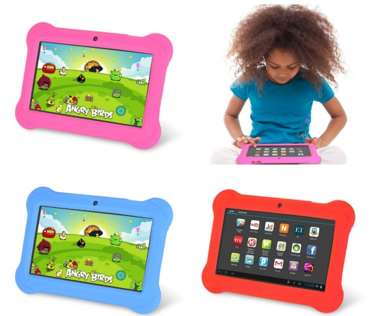 Orbo Jr. 4GB Android 4.1 Five Point Multi Touch Tablet PC