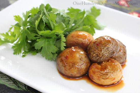 Sweet-and-Sour-Mushroom-Appetizer