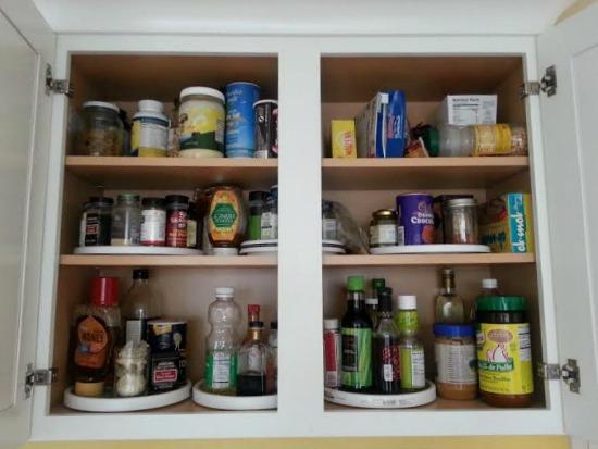 pantry cupbaords