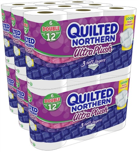 quilted northern tissue