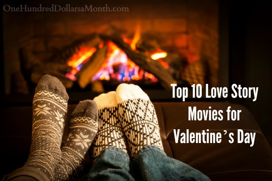 Top 10 Love Story Movies for Valentine's Day