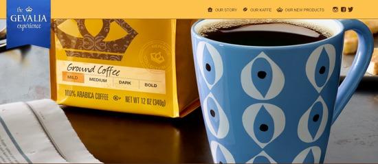 free coffee sample