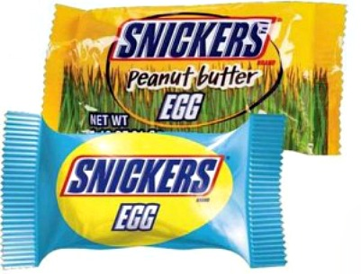 Snickers-Easter-Egg