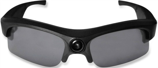 POV PRO50 HD 1080p Action Camera Sunglasses