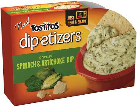 TOSTITOS DIP-ETIZERS coupon