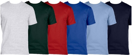 hanes t shirts for men