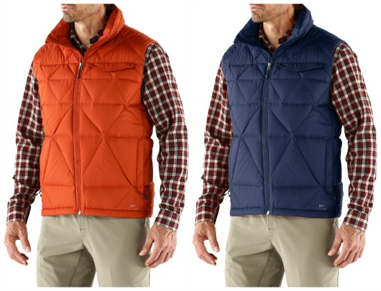 REI Therum Down Vest