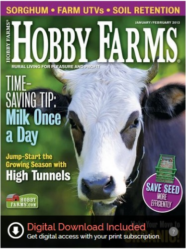 hobby farms magazine
