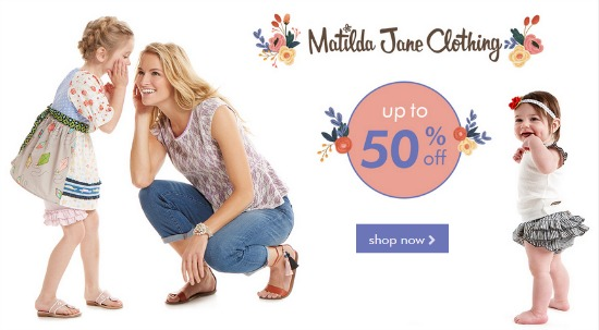 matilda may clothing sale