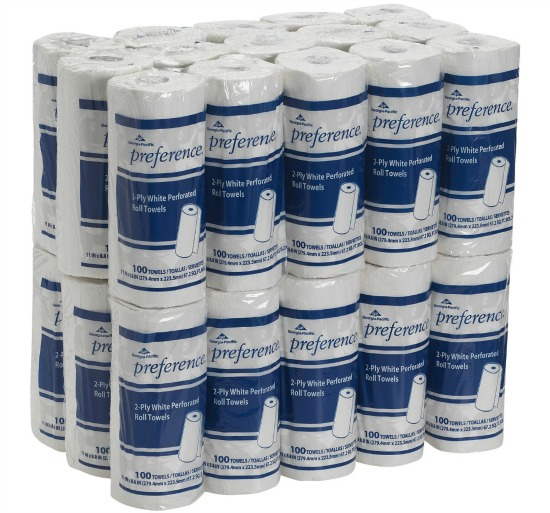 Georgia-Pacific paper towels