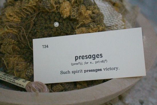 presages