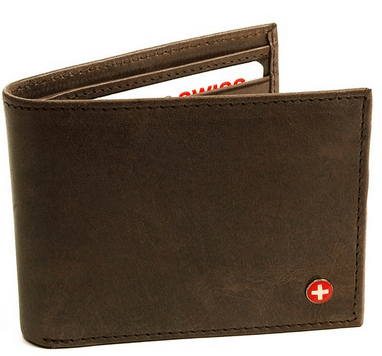 swiss wallet