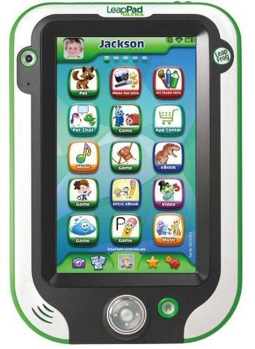 LeapFrog LeapPad Ultra Ultra XDI Kids Learning Tablet, Green