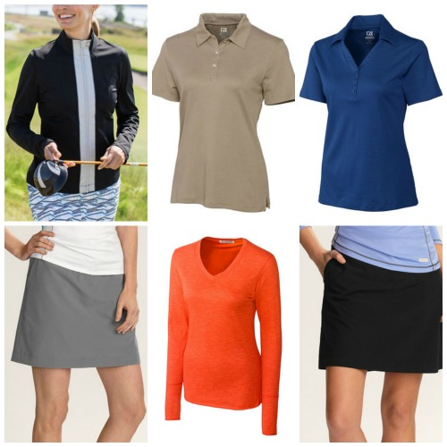 cutter and buck skirts