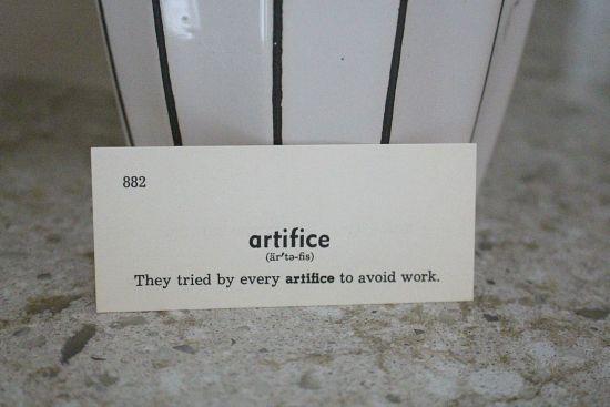 artifice