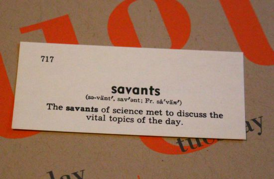 savants