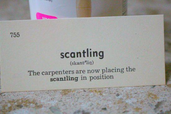 scantling