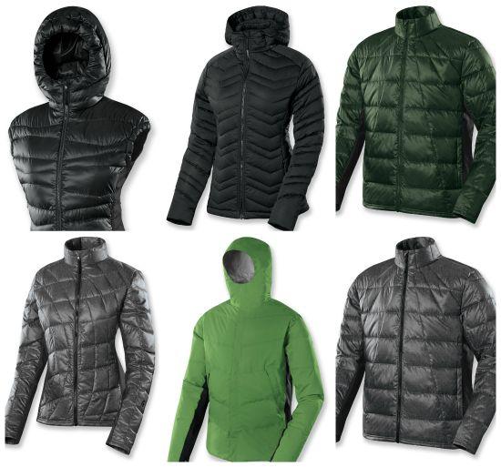 sierra jackets